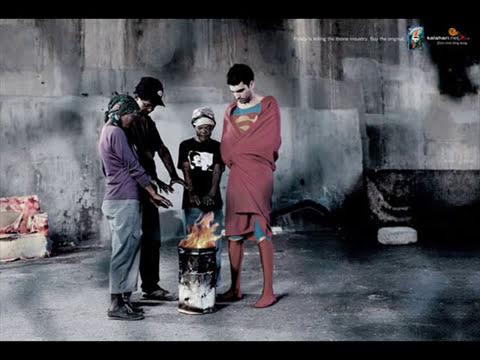 Superman 75 años - 45 anuncios publicitarios