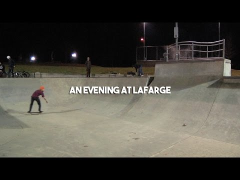 SM330: An Evening at Lafarge