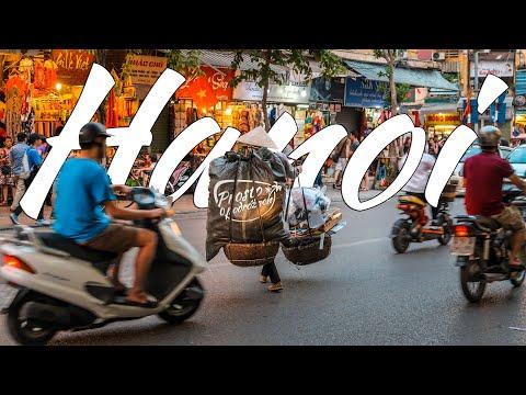 WIETNAM: HANOI
