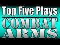 Combat Arms Top 5 Plays - Week Twenty-Three!
