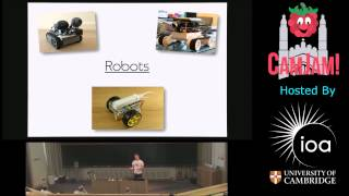 CamJam6 - Making computing fun from the student's perspective - Matthew Timmons-Brown