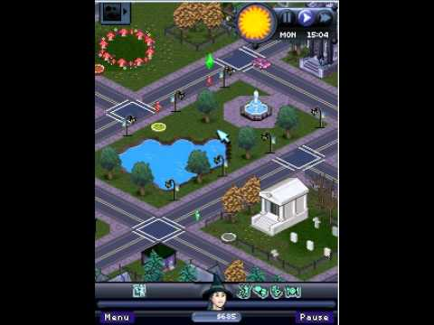 The Sims 3 Supernatural JAVA Games