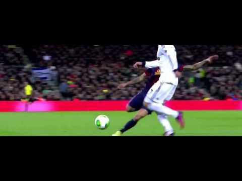 Cristiano Ronaldo vs Dani Alves -The Battle-