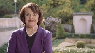 The day that shaped Dianne Feinstein