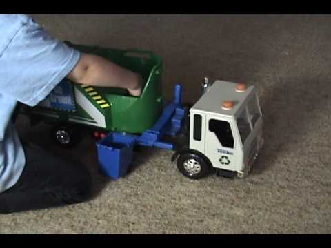 Garbage Trucks Video