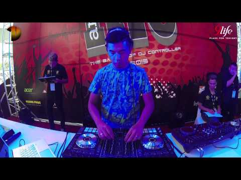 Pioneer DJ & me 2013 - Lê Minh Long  (Achievement)