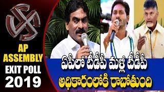 Lagadapati Rajagopal  Flash Survey on AP Election Results 2019 | hmtv