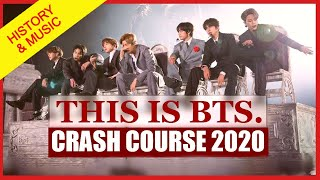 This is BTS: Crash Course to a World Sensation (2020)