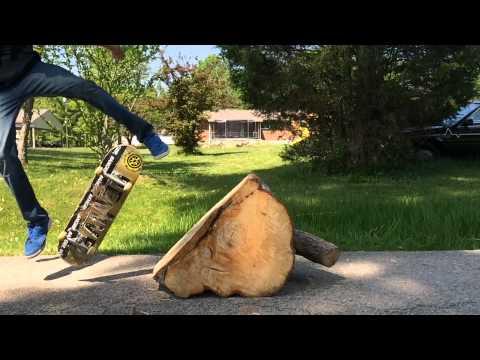 Stump Skateboarding