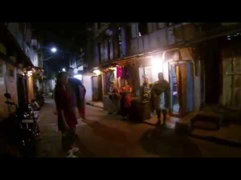 Pune(india) Red Light District 2014 video