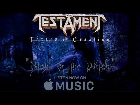 "Download  TESTAMENT - Listen to ""Night Of The Witch"" on Apple   TRAILER Gratis, download lagu terbaru"