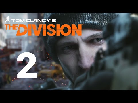 Tom Clancy's The Division - Полевой госпиталь в МГС (Прохождение на русском, Ультра, 60FPS)