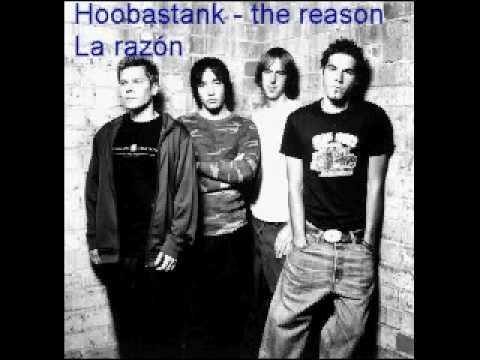 letra de cancion the reason hoobastank: