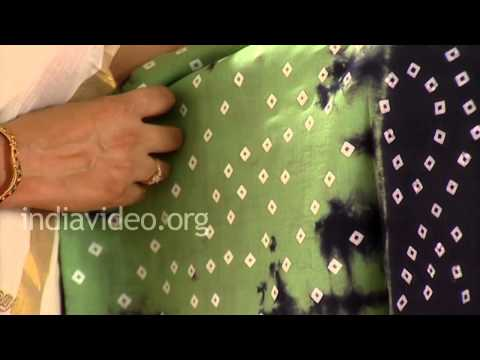 Chungidi or Chungari Saree