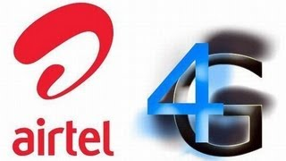 Airtel 4G Download, Upload Speed Test