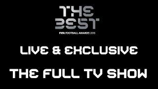 The Best FIFA Football Awards 2016 FULL TV SHOW