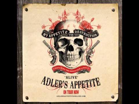 Adlers Appetite - Alive