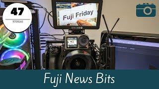 Fuji News Bits - X-Pro3, Viltrox Lens, Fuji vs DJI?