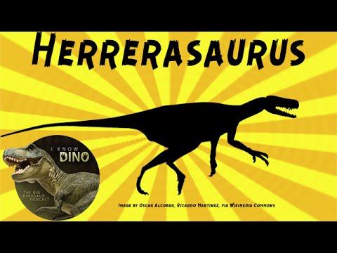 Herrerasaurus: Dinosaur of the Day