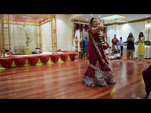 Indian Wedding Dance Performance! (Surprise Ending!!!)