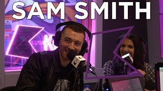 Download Lagu Sam Smith talks Too Good At Goodbyes, Stormzy & more! Gratis STAFABAND