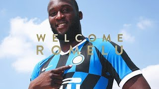 #WELCOMEROMELU | Romelu Lukaku | Inter 2019/20 🇧🇪⚫🔵