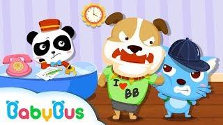Baby Panda Hotel Puzzle - Train Your Brain! | Educational Games | Kids Games | BabyBus Kids Games