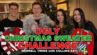 Ugly Christmas Sweater Challenge - Collins Key