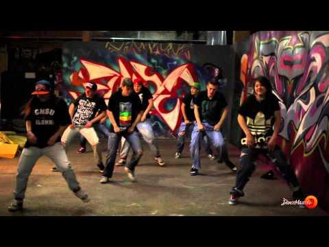 Современная хореография, hip-hop от DanceMasters!