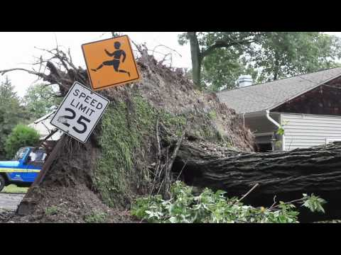 Residents recount scary night in Bellefonte during Irene [Delaware Online News Video]