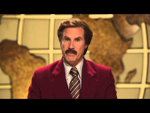 Ron Burgundy has some helpful tips for Taoiseach Enda Kenny's Address to the Nation. Anchorman 2: The Legend Continues is in Irish cinemas December 18. http:...