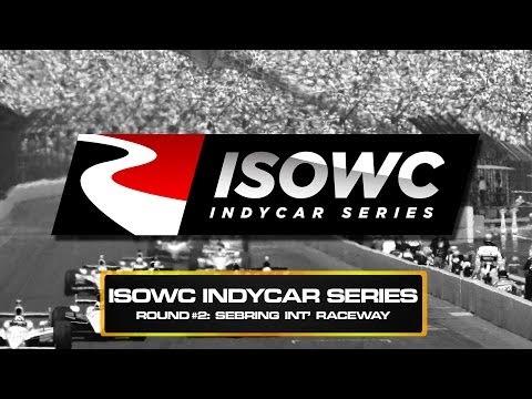 ISOWC IndyCar Series Round 2: Sebring Int' Raceway