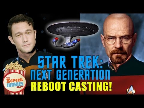 Casting J.J. Abrams' Star Trek: The Next Generation Reboot
