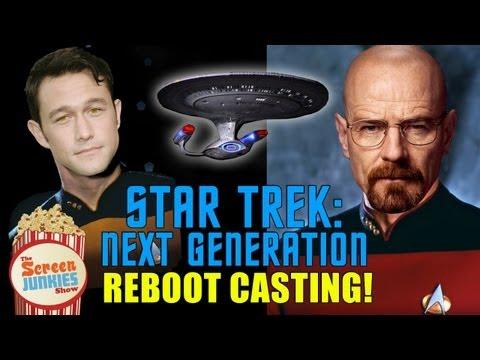 Casting J.J. Abrams' Star Trek: The Next Generation Reboot