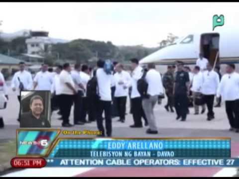 News@6: PNoy, dumalo sa misa ng pasasalamat sa ika-75 kaarawan ni Cardinal Quevedo