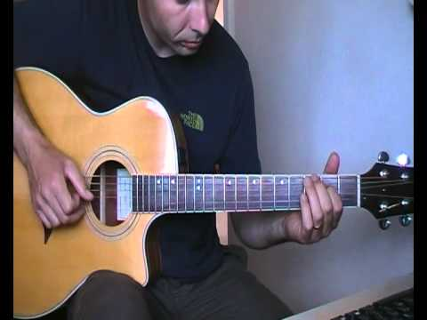 Adrian Legg - The Netsman and the Laird (fingerstyle guitar)