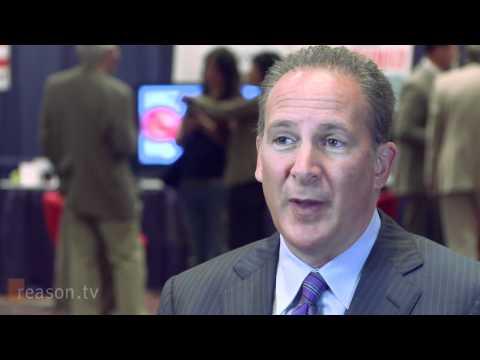 Peter Schiff on the Dismal Future of the U.S. Economy