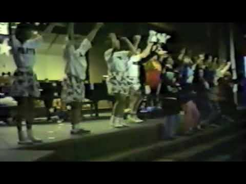 Escanaba Monster Concert 1991 - medley