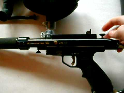 Bushmaster Delux Paintball Gun For Sale