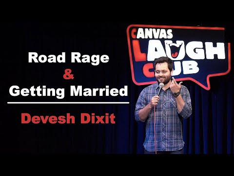 Road Rage & Getting Married | Stand-up comedy by Devesh Dixit thumbnail