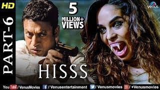 Hisss - Part 6  Mallika Sherawat & Irrfan Khan   Naagin   Bollywood Adventure Thriller Movie Scene