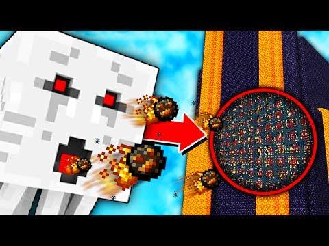 Minecraft: INVADINDO COM UM GHAST! (Factions Quantum) #38 ‹ Viros ›