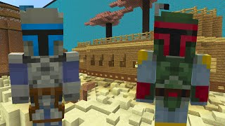 Minecraft Xbox - Star Wars Tatooine - Cops and Robbers / Bounty Hunters