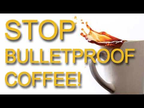 STOP DRINKING Bullet Proof Coffee!