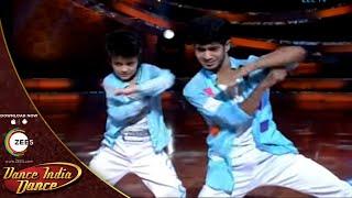 DID L'il Masters Season 3 - Episode 29 - June 07, 2014 - Sachin & Rahul - Performance