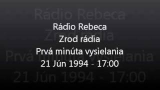 Rádio REBECA - zrod