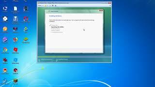 Windows Vista Service Pack 2 Build 6002 on VMware
