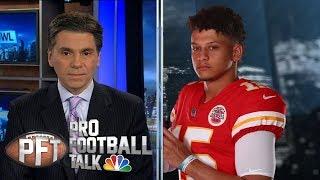 Can Philip Rivers challenge Patrick Mahomes for MVP?   Pro Football Talk   NBC Sports