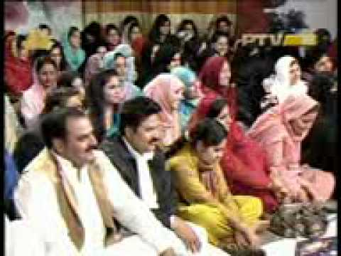 Ptv Mazahiya Mushaira (shokhi A Bahar).3gp video