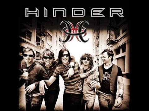 Hinder - By The Wy